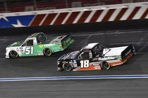Drew Dollar, Kyle Busch Motorsports, Toyota Tundra Sunbelt Rentals, Chandler Smith, Kyle Busch Motorsports, Toyota Tundra Safelite AutoGlass