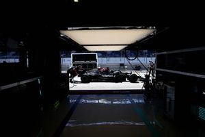 Car of Lewis Hamilton, Mercedes W12