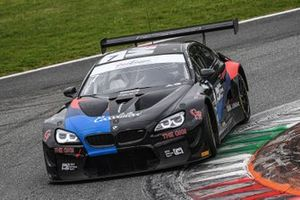 #7 BWM Team Italia-Ceccato Motors, BMW M6 GT3: Stefano Comandini, Marius Zug