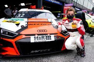 Pole sitter #32 Team WRT Audi R8 LMS: Dries Vanthoor