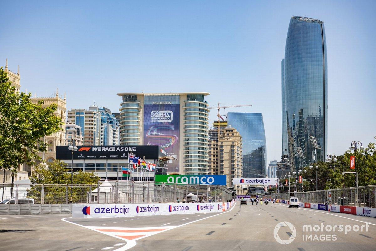 Circuito de Bakú
