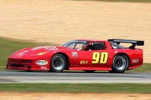 Jeff Bernatovich, 1990 Chevrolet Corvette GT1 5822