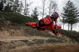 Mitch Evans, Team HRC
