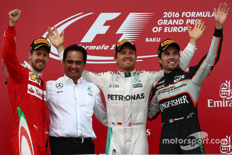 46 (2016) GP de Europa Primer lugar