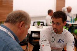#41 Greaves Motorsport Ligier JSP2 Nissan: Nathanael Berthon