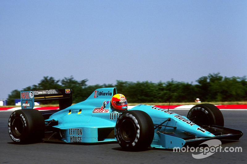 Leyton House i March