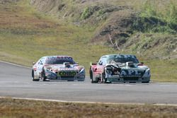 Juan Jose Ebarlin, Donto Racing Torino, Sergio Alaux, Coiro Dole Racing Chevrolet