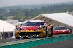 #50 Ineco - MP Racing Ferrari 458 Challenge Evo: David Gostner