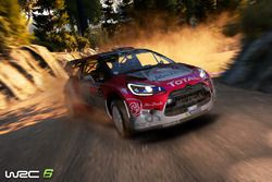 WRC 6, Citröen DS3