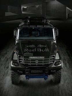 El nuevo Truck Kamaz Master Team