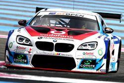 #1 BMW Team Teo Martin BMW M6 GT3: Miguel Ramos, Roldan Rodriguez