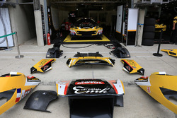 Экипаж #50 Larbre Competition Chevrolet Corvette C7.R