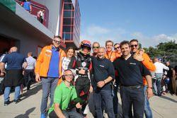 Daniele Di Amato, Ebimotors - Verona, con il team