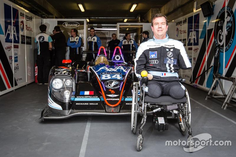 #84 SRT41 by Oak Racing Morgan - Nissan: Frédéric Sausset