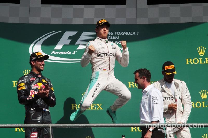 49 (2016) GP de Bélgica Primer lugar