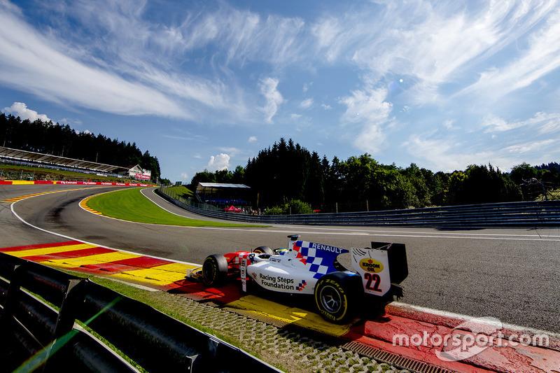 6. Oliver Rowland MP Motorsport