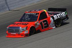 Cameron Hayley, ThorSport Racing, Toyota