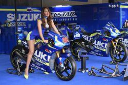 Chica de Suzuki