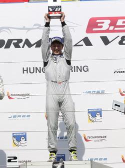 Sieger Johnny Cecotto Jr., RP Motorsport