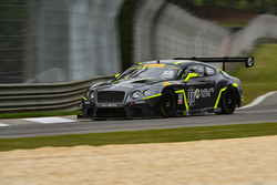 #88 Bentley Team Absolute Bentley Continental GT3: Adderly Fong