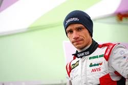 Janis Baumanis, World RX Team Austria