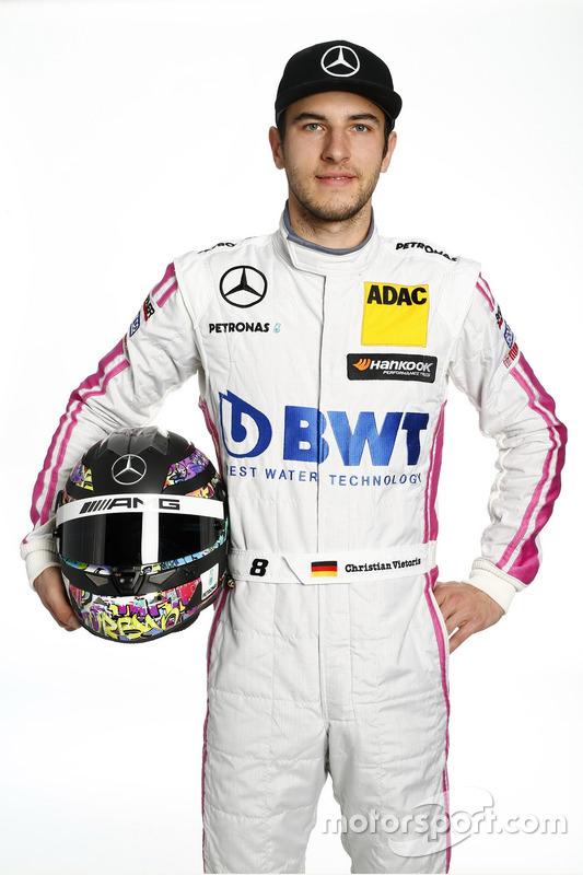 #8: Christian Vietoris, Mücke-Mercedes