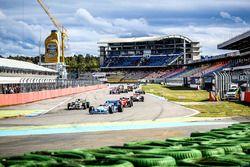 Start Rennen Historische Formel 1