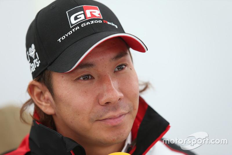 小林可夢偉/Kamui Kobayashi Toyota Gazoo Racing