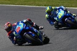 Aleix Espargaro, Team Suzuki MotoGP, Aleix Espargaro, Team Suzuki MotoGP