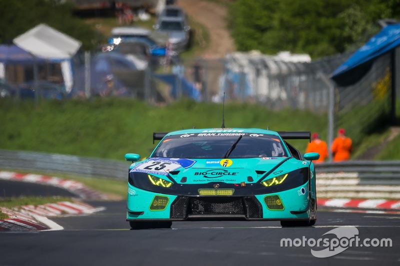 19. #25 Konrad Motorsport, Lamborghini Huracan GT3
