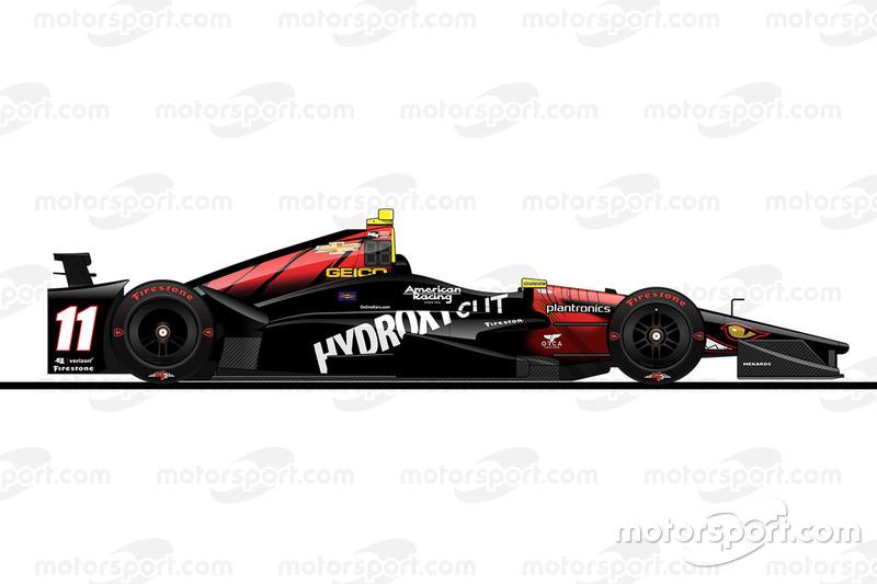 19. Себастьен Бурдэ, KV Racing Technology Chevrolet