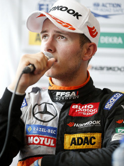 Press conference, Anthoine Hubert, Van Amersfoort Racing, Dallara F312 - Mercedes-Benz,