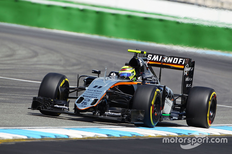 9. Sergio Perez, Sahara Force India F1 VJM09