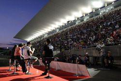 #634 Musashi RT Harc-Pro: Nicky Hayden con i tifosi