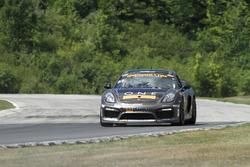 #33 CJ Wilson Racing Porsche Cayman GT4: Daniel Burkett, Marc Miller