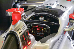 Cockpit: Will Power, Team Penske, Chevrolet