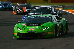 #63 GRT Grasser Racing Team, Lamborghini Huracan GT3: Diego Alessi, Nicolas Pohler, Anders Fjordbach