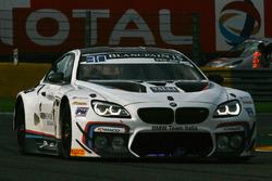 #15 BMW Team Italia BMW F13 M6 GT3: Max Koebolt, Giorgio Roda, Stefano Colombo, Martin Tomczyk