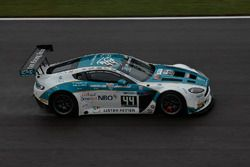 #44 Oman Racing Team Aston Martin Vantage GT3: Ahmad Al Harthy, Devon Modell, Jonathan Adam, Darren