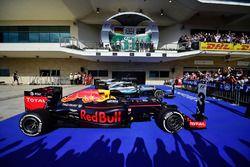 Podium: 1. Lewis Hamilton, Mercedes AMG F1; 2 Nico Rosberg, Mercedes AMG F1; 3. Daniel Ricciardo, Re