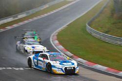Frank Stippler, Nicolja Moller Madsen, Nico Verdonck, Phoenix Racing, Audi R8 LMS