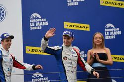Podium: third place LMP3 #9 Graff Racing Ligier JS P3 - Nissan: Eric Trouillet, Paul Petit, Enzo Guibbert