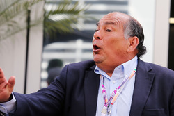 Antonio Pérez, padre de Sergio Pérez, Sahara Force India F1 Team