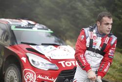 Квентин Жильбер, Citroën DS3 WRC, Abu Dhabi Total World Rally Team