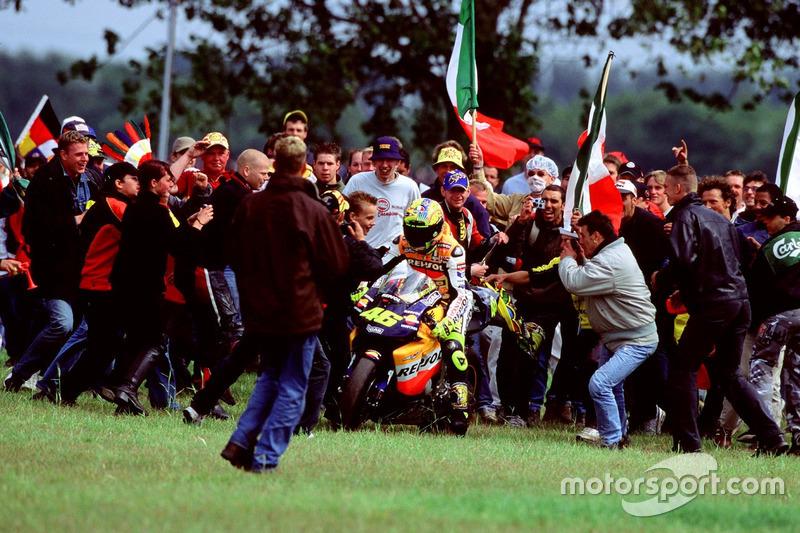 2002 год: Repsol Honda – MotoGP