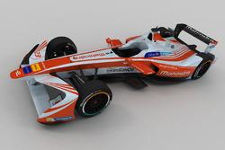 Ливрея Mahindra Racing