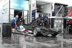 La monoposto di Pippa Mann, Dale Coyne Racing Honda