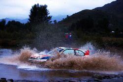 Дидье Ориоль и Дени Жиродэ, Toyota Corolla WRC, Ралли Китай 1999