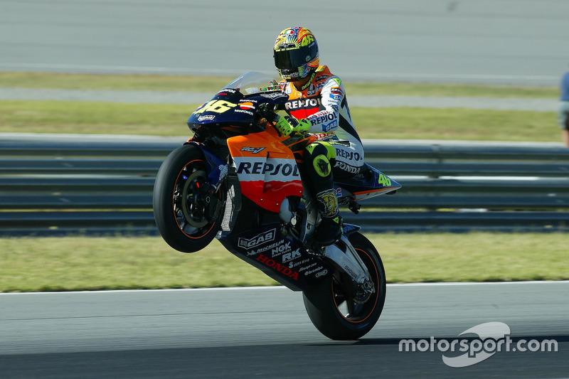 Valentino Rossi (2002-2003)