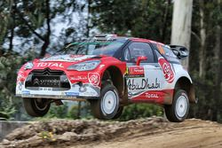 Khalid Al Qassimi, Chris Patterson, Citroën World Rally Team